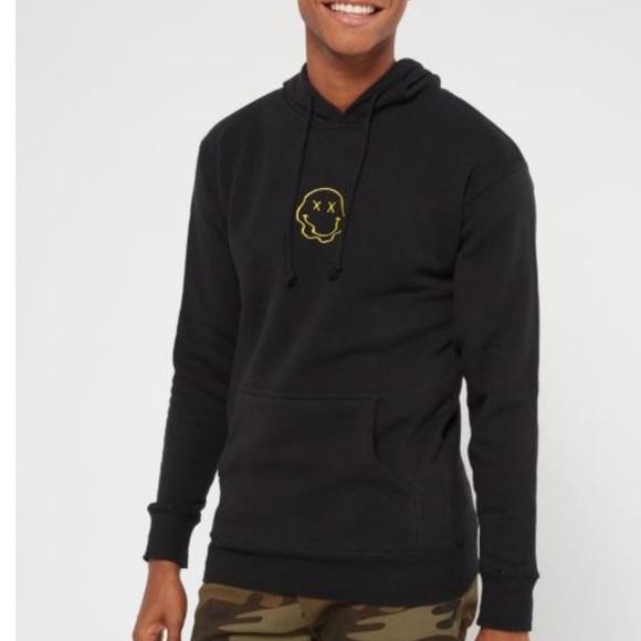 Rue21 Other - RUE21 smiley hoodie